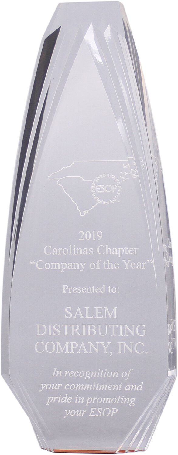 ESOP Company of the Year 2019
